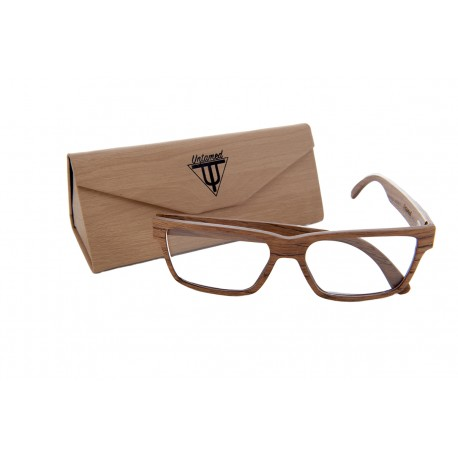 Wooden Glasses - Brown Eagle