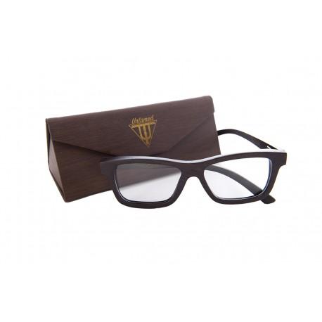 Wooden Glasses - Black Eagle
