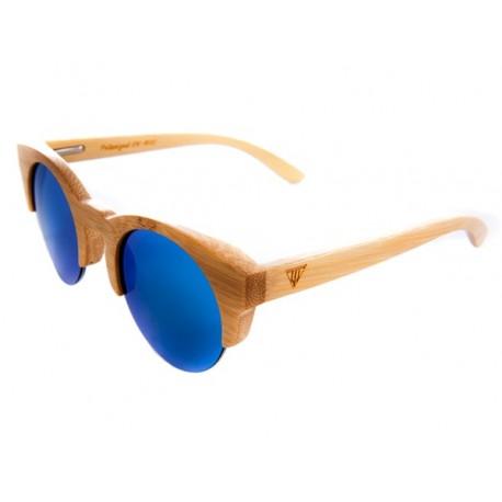 Gafas de Sol de Madera - Blue Owl