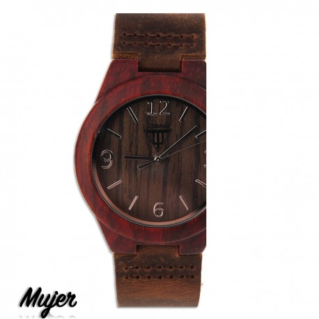 Reloj de Madera - Roma
