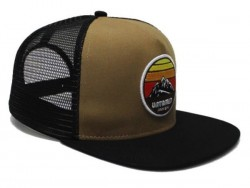Sunshine Untamed Snapback - Brown