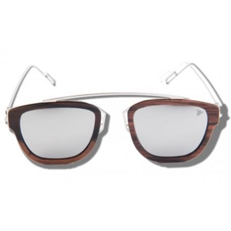 Cockatoo - Polarized Wooden Sunglasses