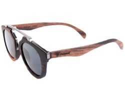 Black Bear - Polarized Wooden Sunglasses