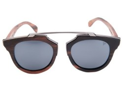 Black Bear - Polarized Wooden Sunglasses