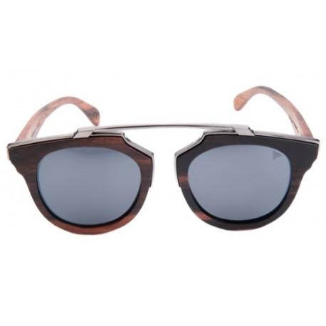 Black Bear - Gafas de Sol de Madera Polarizadas