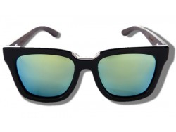 Polarized Wood Sunglasses - Elephant