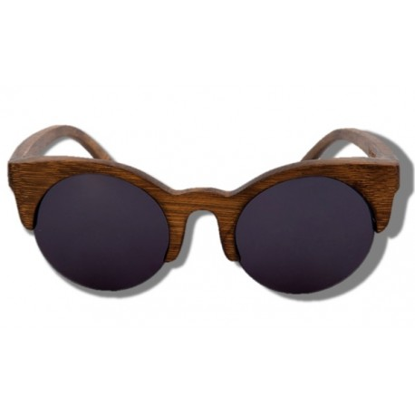 Gafas de Sol de Madera - Cougar