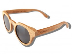 Untamed x Marina Beach - Wooden Sunglasses