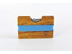 Wooden Card Holder - Kosso Wood