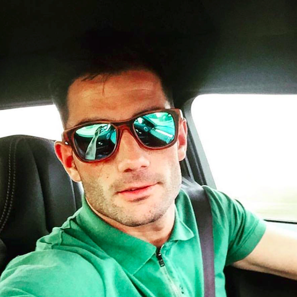 Gafas de sol de madera Rhino Antonio Adán - Jugador del Real Betis