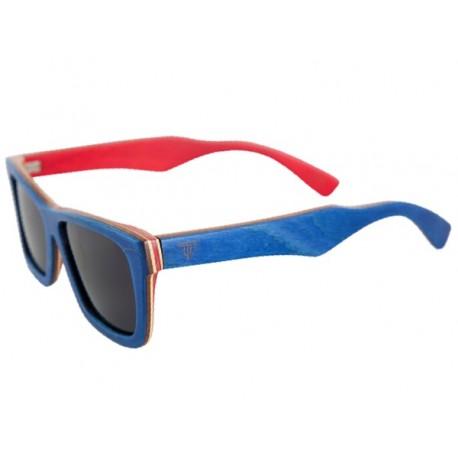 Gafas de sol de madera