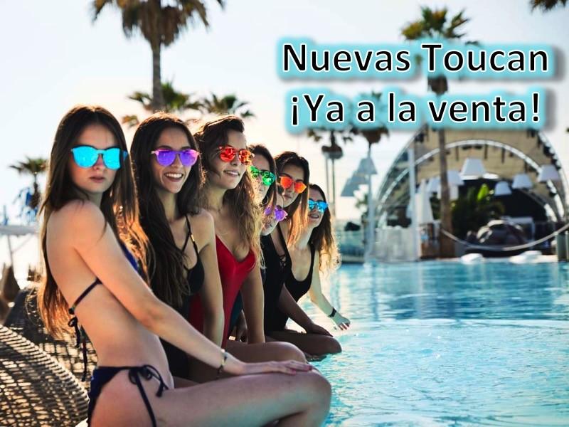 Toucan - Gafas de Sol de Madera - Untamed World