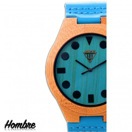 Wood Watch - Ibiza