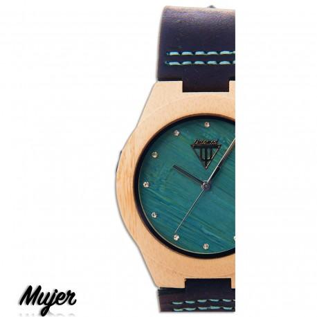 Reloj de Madera - St. Tropez