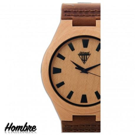 Wood Watch - Mykonos