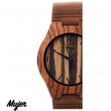 Reloj de Madera - Santa Cruz