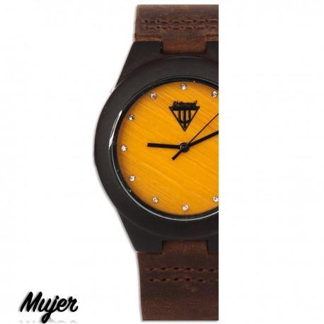 Reloj de Madera - Tenerife