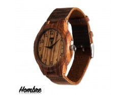 Reloj de Madera - Hollywood
