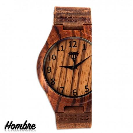 Reloj de Madera - Hollywood