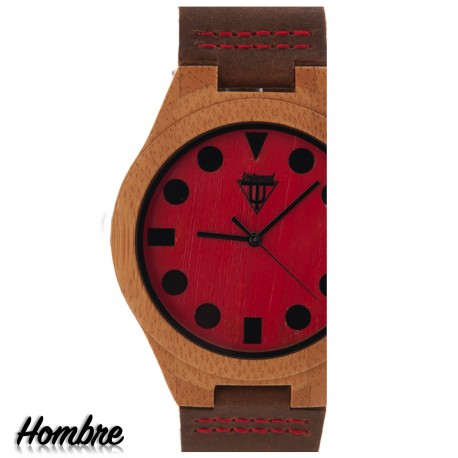 Wood Watch - Miami