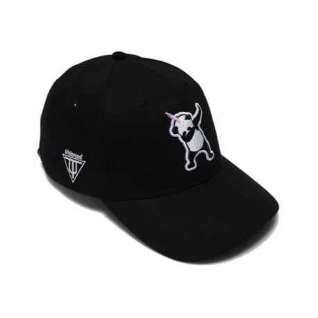 Pandicorn Untamed Cap - Black & White