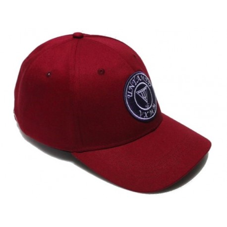 Red VelvetUntamed Cap - Dark Red