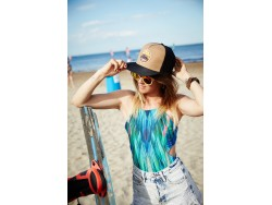 Sunshine Untamed Snapback - Marron