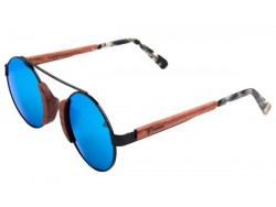 Dolhpin - Polarized Wooden Sunglasses