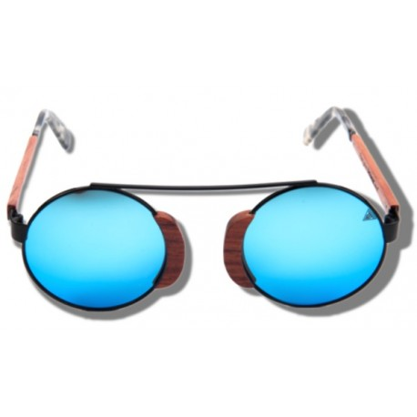 Dolhpin - Gafas de Sol de Madera Polarizadas