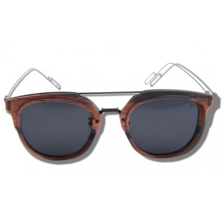 Macaque - Polarized Wooden Sunglasses