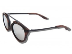 Killer Whale - Polarized Wooden Sunglasses