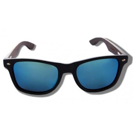 Gafas de Sol de Madera - Black Gorilla