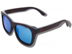 Gafas de Sol de Madera - Blue Grizzly