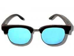 Gafas de Sol de Madera - Black Panther