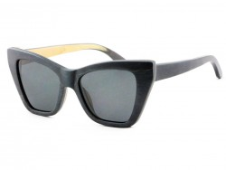 Jaguar - Polarized Wooden Sunglasses