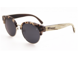 Hipo - Wooden Sunglasses