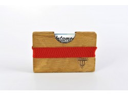 Cartera de Madera - Oak Wood